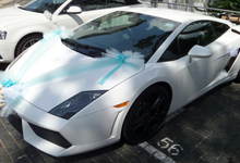Wedding car decorations  by PERFECT WEDDING CAR SG