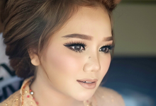 Ms Della jakarta  by Imel Vilentcia Make Up Artist