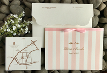 Davis & Eunike by H2 Cards
