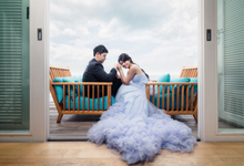 Pre-Wedding Bridal Portraits by Avillion Port Dickson