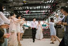 Wang Meng & Sun Wen Wedding by Gung Arya Photography