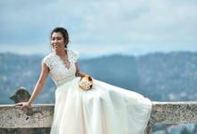 Bride: Issa Posada by LASALA