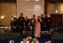 The wedding of Selamat & Caroline by AnastasiA Project