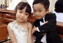 Flower Girls by Jessica Huang