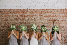 Neutral Loft Wedding by Shindig Chic