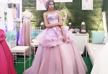 Wisteria Bridal Collection 2016  by Wisteria Beauty and Design