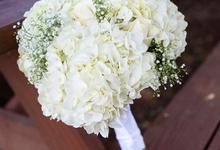 Bridal Handbouquet  by ByHaejaBudiman