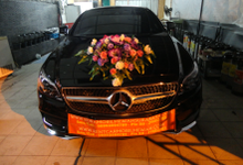 Mercedes Benz CLS 400 AMG Tahun 2015 by SENTOSA JAYA VIP WEDDING CARS SURABAYA