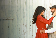 Couples fall shoot by Vicky Minhas Photography