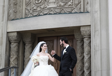 Hollywood Wedding - V + N - Feb 2017 by Rene Zadori Photography