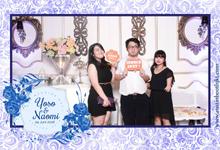 Wedding Yoso & Naomi by Austin Photobooth