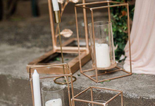 Metallic Whimsical by Whitekraft Event Management and Styling