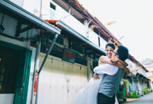 Gary & Sheila Pre Wedding by Threebox Studio