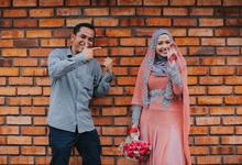 Shah & Nana Engagement by capturedpic