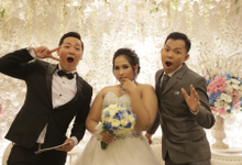 The Wedding of Andre & Lala by Elbert Yozar