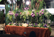 The Artpreneur Wedding Fair by Yulika Florist & Decor