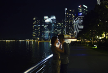 Beautiful night in Singapore  by Yn.baliphotography