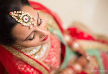 Indian bridal  by MakeUpArtByAby