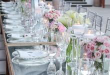 Wedding decor & design by Salt and Sugar Co
