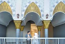 From The Wedding Putri & Oki   by Luqmanfineart