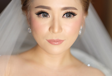 Thanx For Mrs. Sheren Tan by Natalia Ingkiriwang Bride Make Up