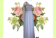 Bridesmaids collection by Steffie Setiawan