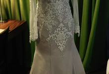 Cindy Bautista Wedding Gown by The Atelier Manila