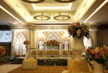 Michael & Cecil's Wedding by The Vida Ballroom