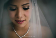 Wedding Day  Denise and Chitra by Luminous Bridal Boutique