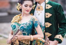 Prewedding Portofolio by Allena Make Up