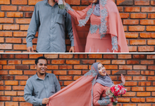 Shah & Nana Engagement by capturedpic