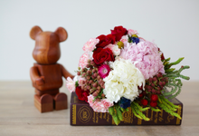 Rustic Bouquet  by Stalks of Love