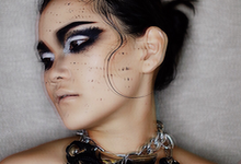 Fashion make up by efelin make up artist