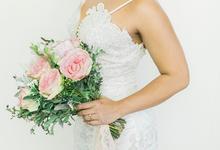 Bride: Karen Eremin by LASALA