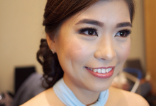 Bridesmaid - Karina by ayrin makeup