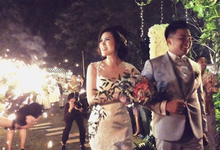 Dennis and Hellend wedding by Vidi Daniel Makeup Artist managed by Andreas Zhu