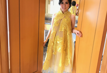 Maternity/ Sister of the Bride by Jessica Huang