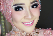 Wedding of Dika by Moza Make Up & Wedding Gallery