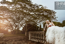 Prewedding and Celebrating by papework studio