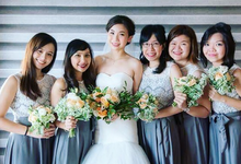 The Bride by The Silver Lining