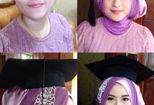 Graduation Makeup by Deebatara Makeup and Beauty