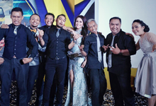 Universe Band with Nabilla Gomes by UNIVERSE BAND