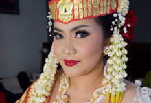 Mangadati indra dan Adinda Maya by Vidi Daniel Makeup Artist managed by Andreas Zhu
