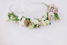 Flower Crown by Fleur de Lis