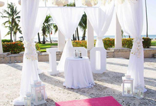 Luxury Destination Wedding by Eleganzza Events
