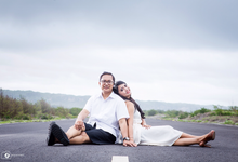 Prewedding Dhuto & Andhita by AL_myname Photography