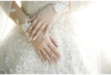The wedding of Steven and Merlyn by Kiky Handoko Nail Studio