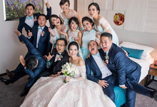 Donny & Regina Wedding by Infinity Wedding Planner