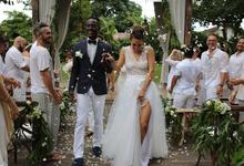 Alessia Sacco Wedding Reception  by FANNY KARTIKA