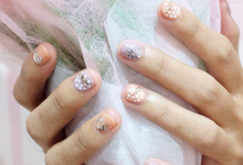 Nail Art by customer request by Sunshine Nailart